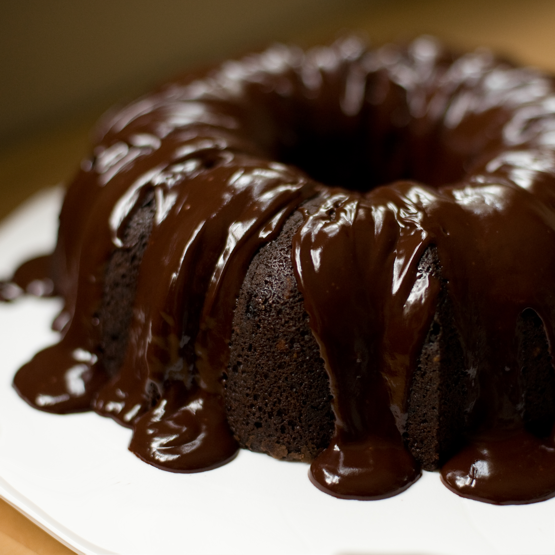 Double Fudge Chocolate Cake Recipe From It